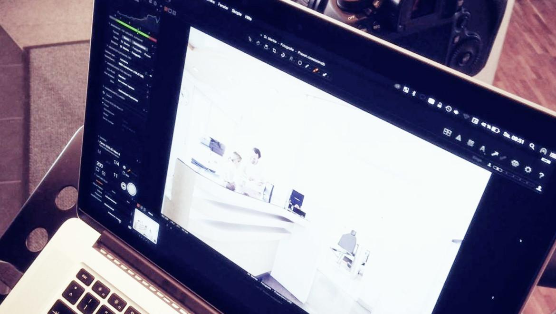 Making of – Footshooting für die neue Homepage
