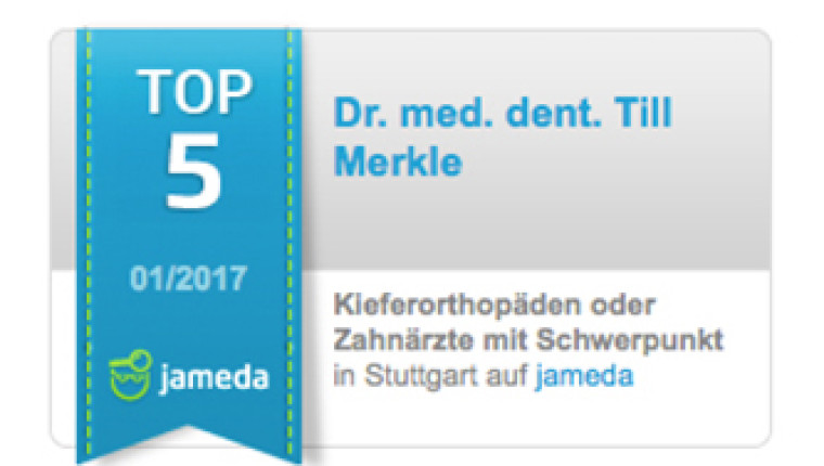 Auszeichnung: Wir sind unter den Top 5 in Stuttgart!