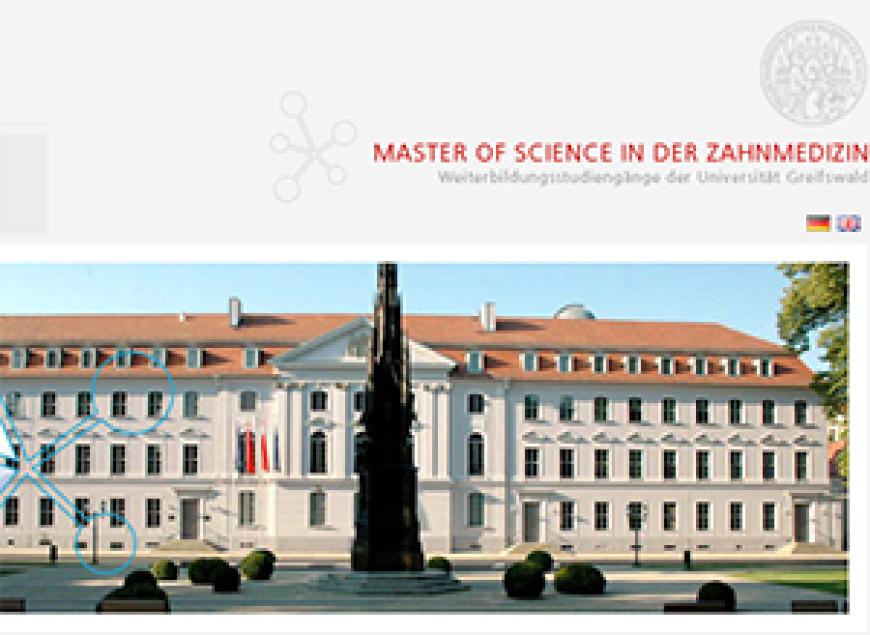 Masterstudiengang – Spezialisierung CMD