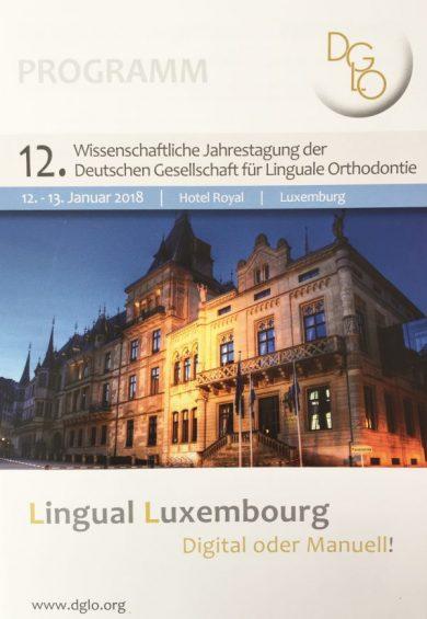 Jahrestagung DGLO: Dr.Merkle und Dr.Meschke internationale Referenten