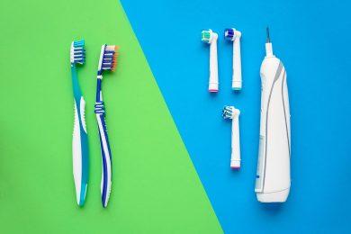 Über die Nachhaltigkeit der Zahnbürste